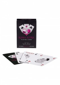 Sexspel - Tease & Please - Kama Sutra Playing Cards